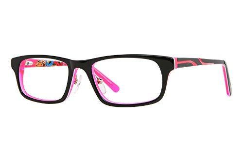 Nickelodeon Teenage Mutant Ninja Turtles Shuriken Childrens Eyeglass Frames - Pink
