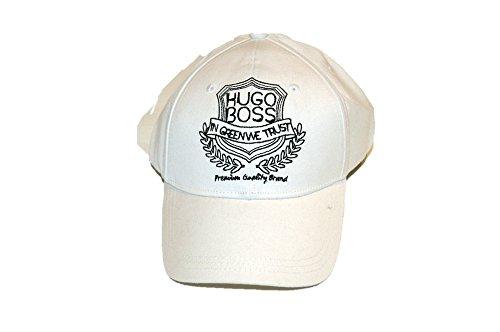 BOSS Green Cap 3 Farbe Weiss 100