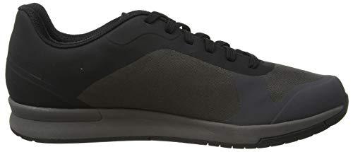 VAUDE Unisex-Erwachsene TVL Asfalt Tech DUALFLEX Sneaker, Black, 36 EU - 7