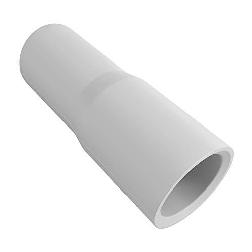 Manguera de desagüe con adaptador alargador, universal, diámetro de 21 mm, para lavadora y lavavajillas