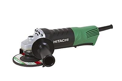 Hitachi G12SS2 5.1-Amp 4-1/2-Inch Angle Grinder