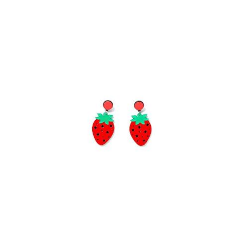 Desigual Boucles D Oreilles Fresa Rouge 18sago43