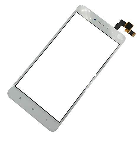 Pantallas Lcd para teléfonos móviles Pantalla táctil Panel de vidrio delantero Frente exterior de cristal Táctil Táctil Reparación Parte / Ajuste para Xiaomi Redmi Note 4 Global / Note 4x Snapdragon 6