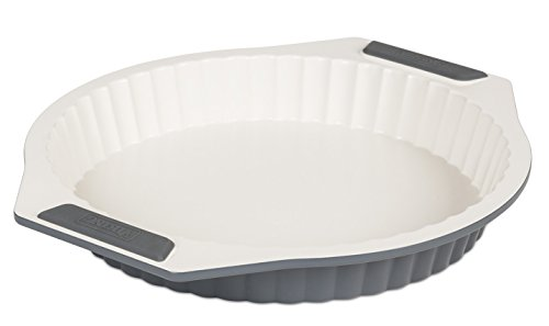 Viking Ceramic Nonstick Bakeware Tart/Quiche Pan, 11 Inch