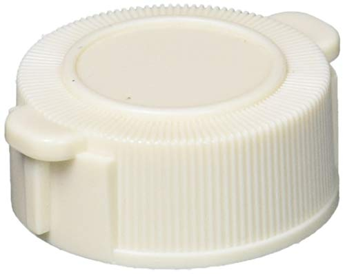 GAME 4569 Exhaust Valve Cap & Plug with Washer Above Ground Pool Replacement Part, White