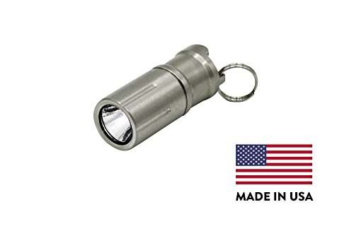Best Keychain Flashlights: Maratac Peanut