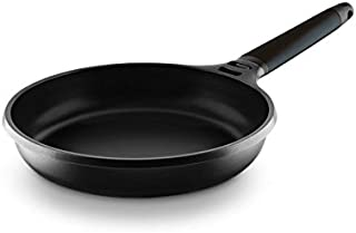 Castey Sartén, Aluminio, Negro, 28 cm