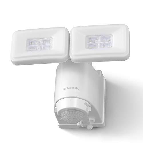 アイリスオーヤマ(IRIS OHYAMA) 乾電池式LED防犯センサーライト 乾電池式LED防犯センサーライト LSL-B1TN-800 パールホワイト