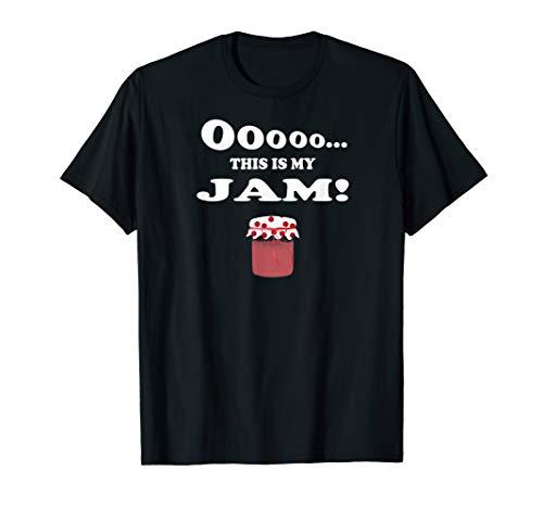 Fruit Jam Spread T Shirt Gift Homemade Jam And Jelly Gift