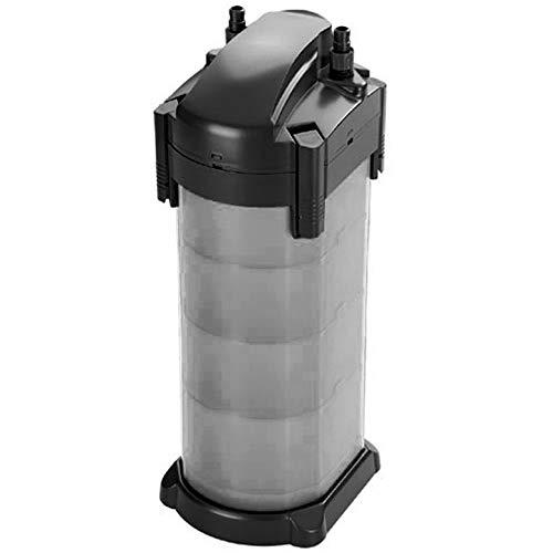 Trade Shop Traesiofiltro buiten meerlagige 1381 pomp 1200LT/H 40 W filtratie aquarium zoetwater zout water