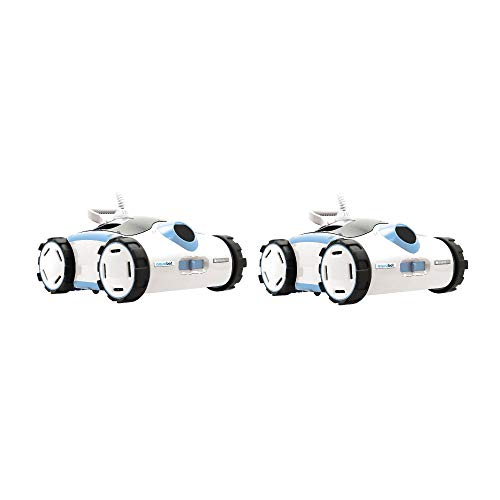 Review Aquabot Breeze SE Scrubbing Above and In-Ground Robotic Pool Cleaner (6 Pack)