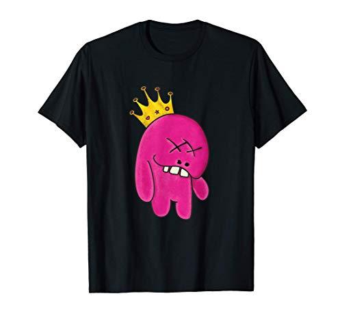 Comic Monster Königin T-Shirt