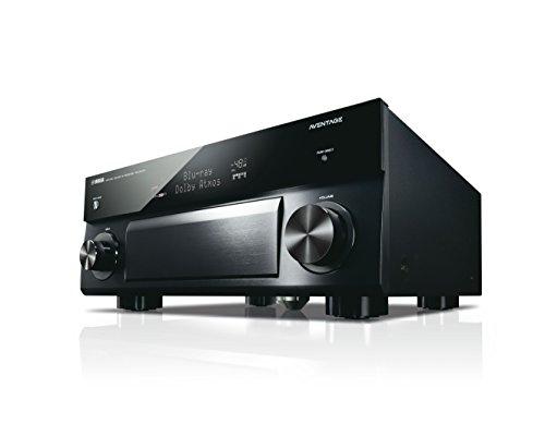 Yamaha AVENTAGE Audio Video Component Receiver,Black RX A1070BL