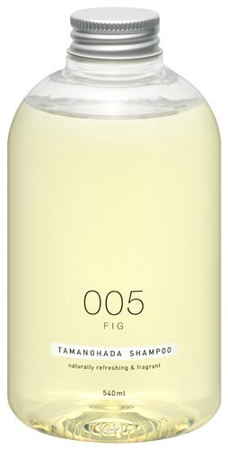 Tamanohada Soap   Shampoo   005 Fig 540Ml, Non Silicon (Japan Import) by Japan