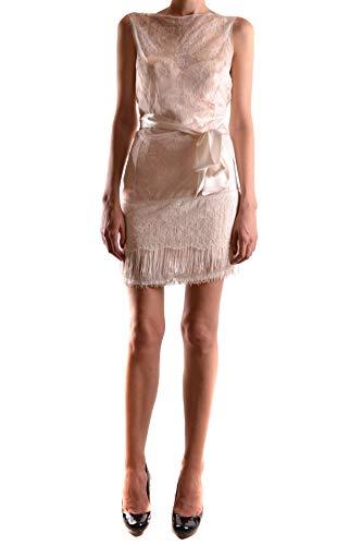 Elisabetta Franchi Vestito Donna Mcbi30180 Poliammide Rosa