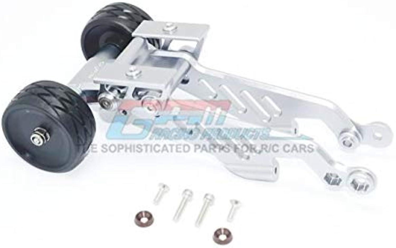 G P M  1 8 OUTCAST BLX Stunt Truck Aluminum Rear Wheelie