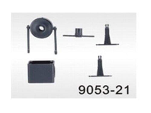 Amewi Ersatzteil 9053-21 Halterung Set - kompatibel mit AMW25054