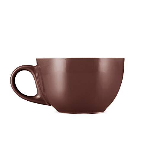 Espresso Parts Cappuccino cups w saucers