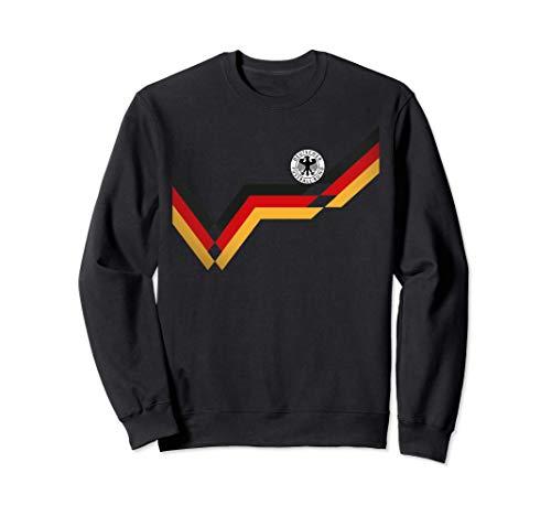 Germany Soccer Jersey Vintage German 1990 Retro Football Top Felpa