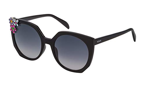 TOUS STOA41S-550700 Gafas, Negro, 55 20 135 para Mujer