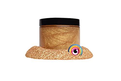 "Eye Candy Mica Powder Pigment ""14k Gold Nugget"""