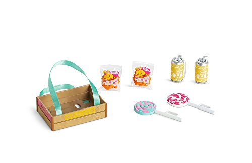 American Girl WellieWishers Carnival Snack Tray
