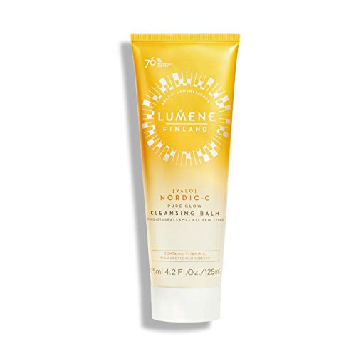 Nordic C [VALO] by Lumene Pure Glow Cleansing Balm 125ml