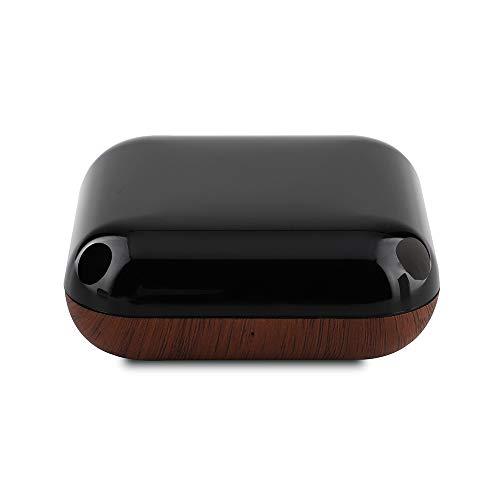 【Amazon.co.jp限定】SWE WiFi スマート家電リモコン プレミアムカラー Alexa/Google Home 対応 Wood ブラック