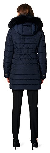 Noppies Damen Jacke Jacket Anna, Blau (Dark Blue C165) - 4