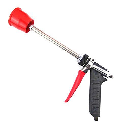 Ahomi Boquilla de atomización agrícola Pistola pulverizadora Aspersor de riego de jardín