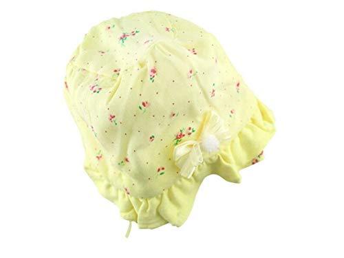 Bébé Cadeau doux mignon Infant Dentelle Floral Princess Chapeau Bébé à capuchon Printemps chaud nouveau-né Chapeau