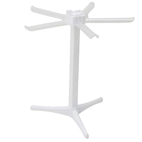 Toporchid Fettuccine Noodles Drying Spaghetti Pasta Drying Rack Hand Noodle Maker Hanging Stand Holder For Kitchen Pasta Tool