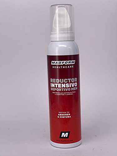 Madform Reductor Intensivo Deportivo Espuma cosmética - 150 ml