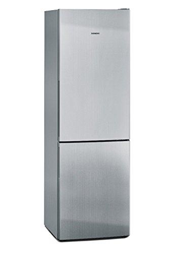 Siemens iQ300 KG36NVL31 Kühl-Gefrier-Kombination / A++ / Kühlteil: 233 L / Gefrierteil: 86 L / Edelstahl / NoFrost / SuperFreezing / LED-Beleuchtung