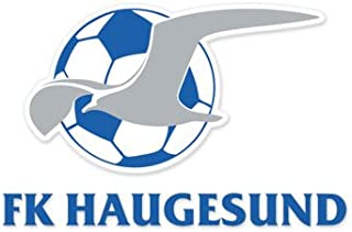 FK Haugesund - Norway Football Soccer Futbol - Car Sticker - 6