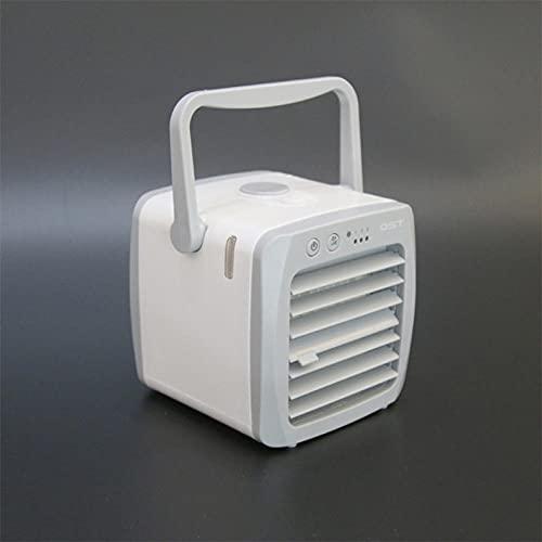 2021 Small Mini Air Cooler Air USB Spray Ventola di raffreddamento Ricarica Desktop Air Cooler Air Condizionatore d'aria portatile