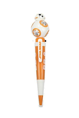 Star Wars–BB-Stil Kugelschreiber mit Licht, Sound und Bewegung, Episode 7(SD Toys sdtsdt89252)