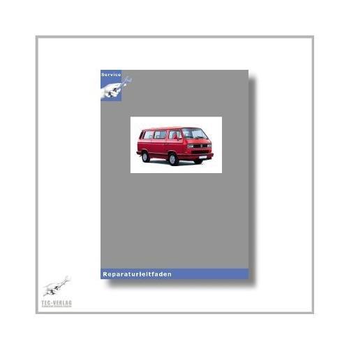 VW Transporter T3, Typ 24, 25 (79-92) Fahrwerk - Reparaturleitfaden [Seitenzahl: 100]