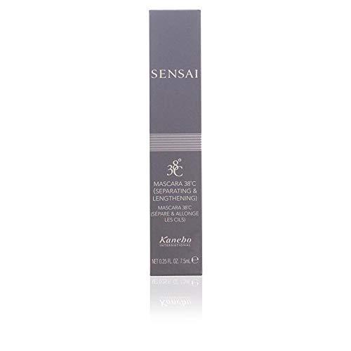 Kanebo Sensai Augen femme/woman, Mascara 38° Seperating & Lenghtening Brown, 1er Pack (1 x 8 ml)