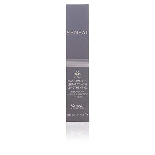 Kanebo Sensai Augen femme/woman, Mascara 38° Seperating & Lenghtening Brown, 1er Pack (1 x 8 ml)