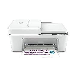 Le choix idéal pour la famille : Imprimez rapidement les documents du quotidien comme les devoirs, factures, billets etc Découvrez HP+ : votre imprimante reste connectée et commande automatiquement de l'encre, est sécurisée et utilise des cartouches ...