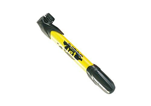 ZEFAL Minijet - Mini-Bomba, Color Amarillo