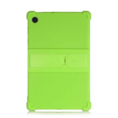 ORANXIN Custodie per Lenovo M10 Plus - Supporti Morbido Silicone Antiurto Conchiglia Protettivo Copertina per Lenovo M10 Plus TB-X606F 10.3 Pollice Tablet