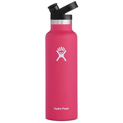 Hydro Flask 21 oz Water Bottle, Sport Cap - Watermelon