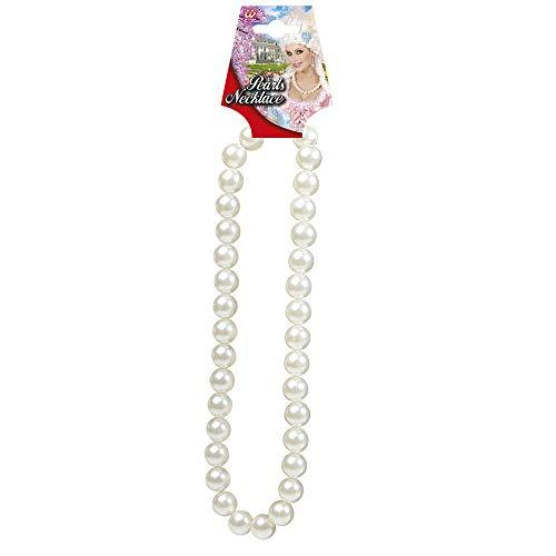 Collier de Grandes Perles Nacrées