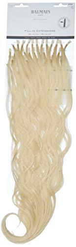 Balmain Fill-In Extensions Echthaar, 50 Stück, 55 cm Länge, L10 Super Light Blonde, 45 g