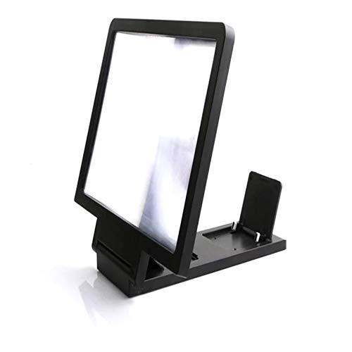 Bubbry Vergroothouder, uitgebreid, opvouwbaar, draagbaar voor 3D-monitoren.