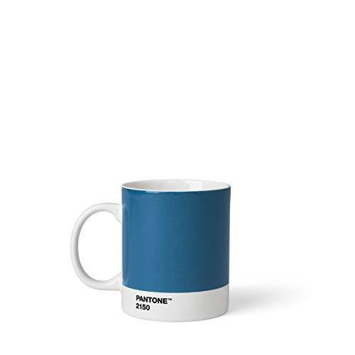 PANTONE 101032150 Mug Céramique Bleu 2150 C 8,50 x 12,40 x 9,80 cm