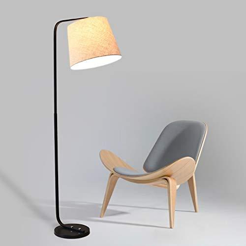 FAFZ woonkamer hoogwaardige sfeervolle vloerlamp super heldere energiebesparende bank vislamp hoog 165cm, voetschakelaar