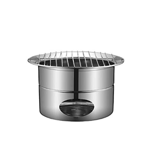YWSZJ Barbacoa de Aluminio Barbacoa Barbacoa Fogata Barbacoa Pan Basking Steamer Utensilios de Cocina Cocina Herramientas de Cocina